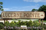 sign for Lucerne Pointe Condos