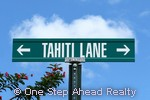 sign for Tahiti Lane Condos